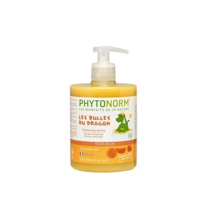 shampooing-douche-bio-les-bulles-du-dragon-peche-melon-500ml-phytonorm.jpg